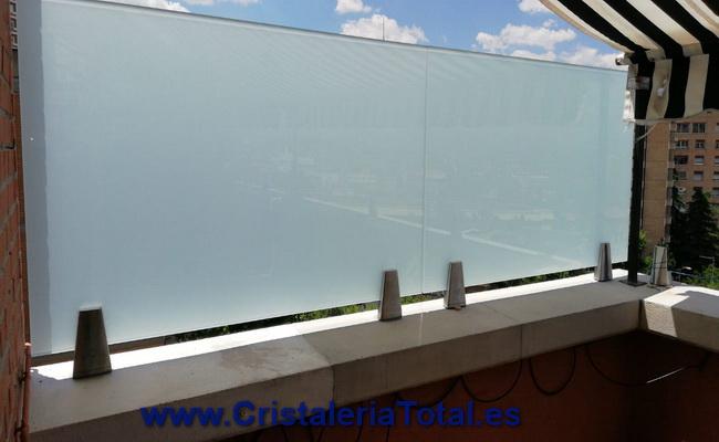 Barandillas de cristal vidrio pasamanos escaleras barandas - Fabricas de cristal en espana ...