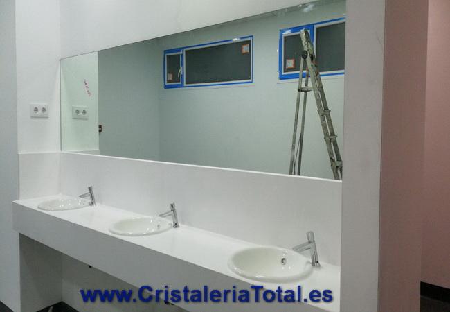 Fotos cristaleria en madrid cristaleros al mejor precio - Espejo a medida ...