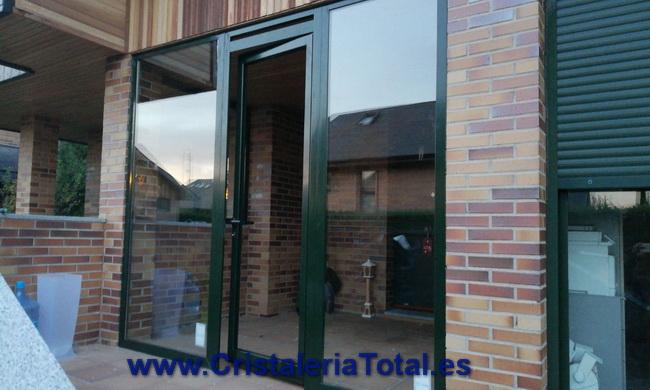 puertas de cristal en madrid