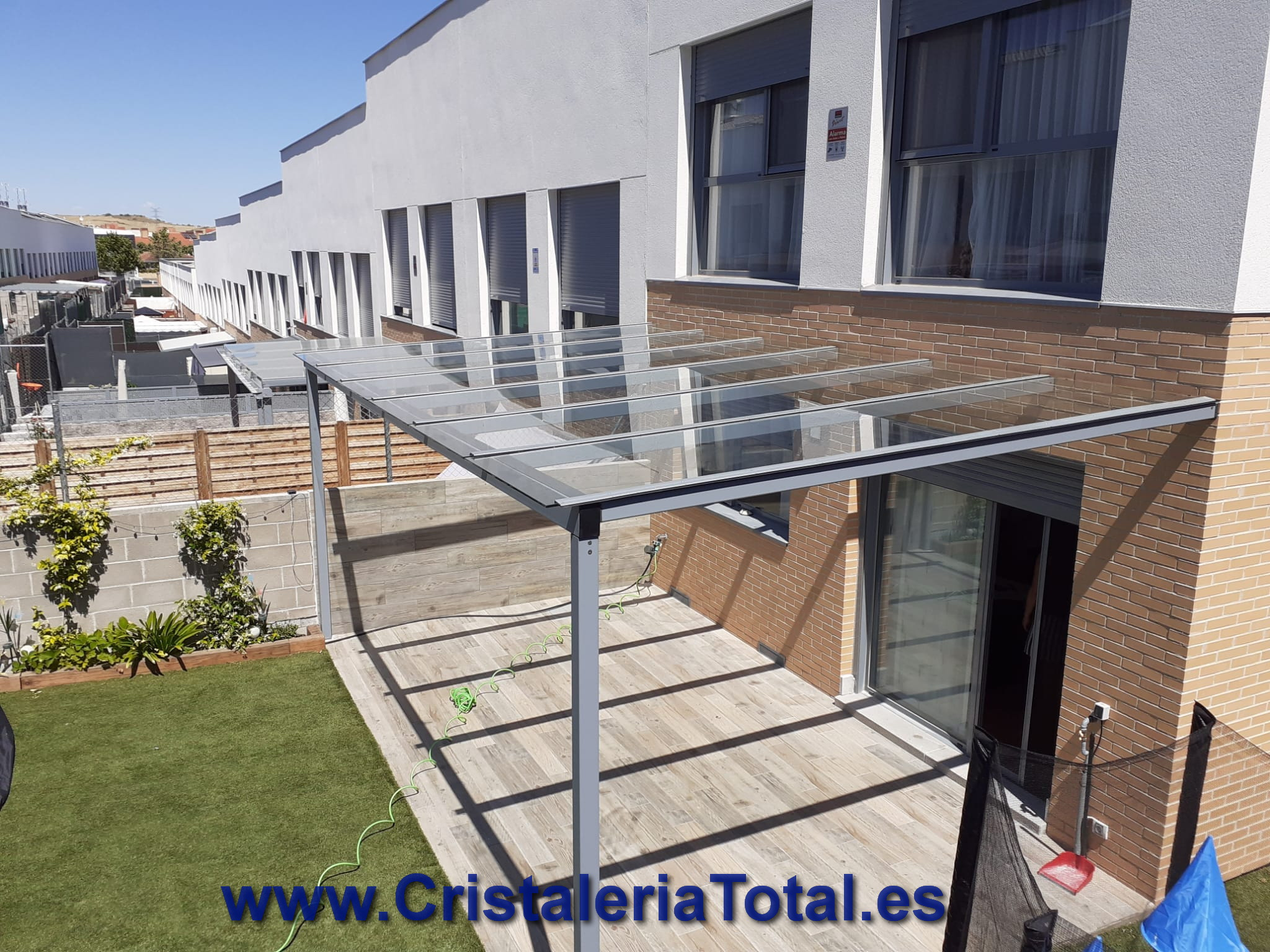 porches de cristal