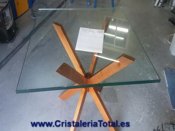 → Venta de Vidrios para Mesas de Comedor en Madrid Cristaleros al ...